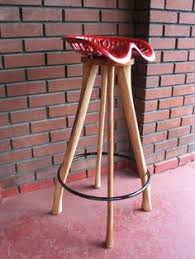 Tractor Seat Bar Stool Tractor Seat Bar Stools I Like The Concept Of Using The Tractor
