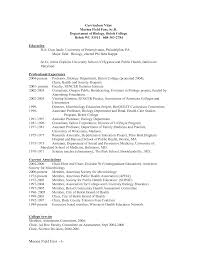 Biologist Resume Sample 100 Sample Resume For Biology Internship Resume Samples Uva