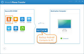how to backup contacts on android 3 simple ways to transfer backup android contacts to computer