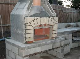 Building Outdoor Fireplace With Cinder Blocks by 114 Best Diy Masonry Images On Pinterest Rocket Stoves Wood