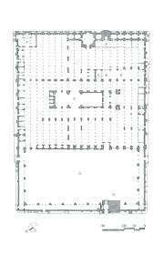 floor plan of mosque aggregate u2013 memento mauri the mosque cathedral of cordoba