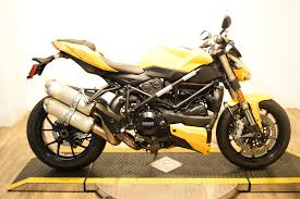 2012 ducati streetfighter 848 used motorcycle for sale wauconda