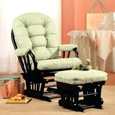 Glider Chair With Ottoman Best Nursery Rocking Chair Best Chairs Glider Co Espresso Nursery