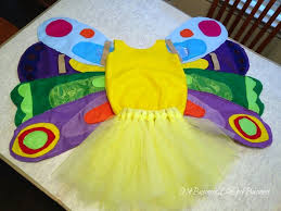 Baby Caterpillar Halloween Costume Diy Halloween Costumes Kids Hungry Caterpillar Butterfly