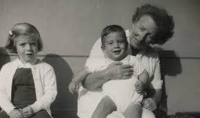 Caroline Kennedy S Children Rare Pictures Of Maud Shaw The Nanny Of John F Kennedy U0027s Children