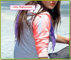 change color of dress color replacement tool photoplustutorials