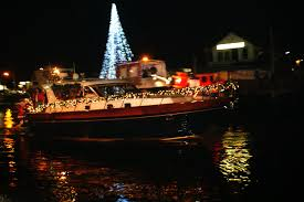 2013 freeport nautical mile of lights annual boat parade