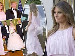Ivanka Trump Wedding Ring by Melania Trump Upstages The Bride With Husband Donald At Steven