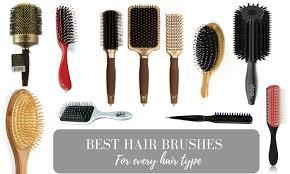 best hair brushes 9 best hair brush models for every hair type