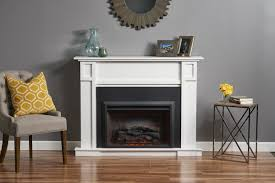 32 electric zero clearance fireplace insert with surround