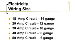 40 amp wire size real fitness