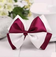hair bow ribbon aliexpress buy 50pcs lot handmade ribbon hair bows with