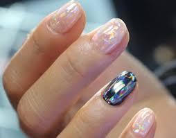 an old u002780s nail trend gets a modern update nail splash