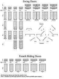 Interior Doors Sizes French Swing Series 450 Doors Cgi Windows Cgi Windows What Is The