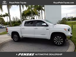 toyota limited 2018 new toyota tundra 4wd limited crewmax 5 5 u0027 bed 5 7l ffv at