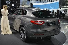 maserati gray the levante is the maserati of suvs yours from 72 000
