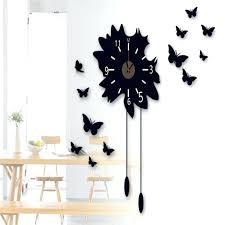 Home Decor Clocks Decor Wall Clock Wall Decor Clock Hands Diy Rustic Wall Clock More