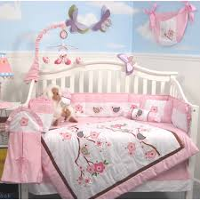 Bedding Sets Nursery by Soho Love Bird Crib Nursery Bedding Set 14 Pcs Walmart Com