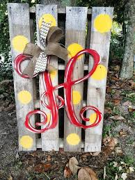 Outdoor Decorative Signs 53 Best Wood Signs Images On Pinterest Pallet Art Pallet Signs