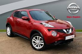 nissan juke red used nissan juke cars for sale in letchworth hertfordshire