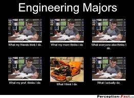 Engineering Major Meme - engineering majors what people think i do what i really do