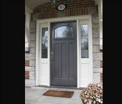 Exterior Door With Side Lights Best 25 Exterior Doors With Sidelights Ideas On Pinterest Entry