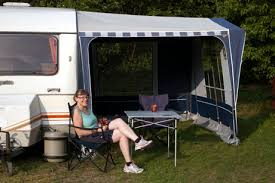 Isabella Capri Lux Awning Croatia On A Shoestring Day 14 Blog Practical Caravan