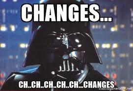 Darth Vader Meme Generator - changes ch ch ch ch ch changes darth vader meme