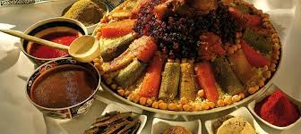 cuisine marocaine traditionnelle restaurant marocain à essaouira la cuisine du riad samsli