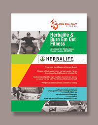 Herbalife Invitation Cards Serious Professional Flyer Design For Dexter By Cb1318cb1318