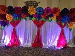 wedding backdrop template crafts by betty craftsbybetty on instagram paper flowers