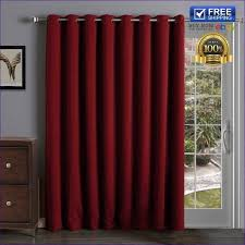 Sliding Drapes Furniture Amazing Extra Wide Curtain Panels For Patio Door Patio