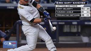 Aaron Judge Gary Sanchez Struggle In Game 1 Loss To Indians Newsday - aaron judge gary sanchez spark yankees in g5 mlb com