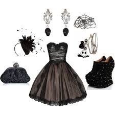 nightmare before homecoming polyvore