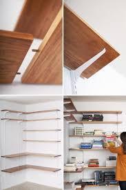 build u0026 organize a corner shelving system u2013 a beautiful mess