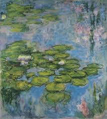 Claude Monet Blind The Storyteller My Travel Book With Claude Monet In Giverny