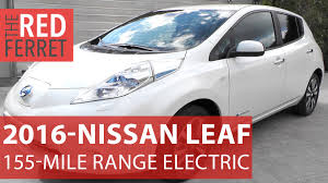 new nissan leaf 2016 nissan leaf 30kwh extended range new 155 mile electric car