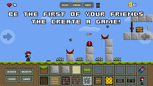 game maker create games android apps on google play