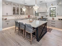 gray kitchen cabinets blue island kitchen gallery house creative