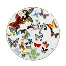butterfly platter buy christian lacroix butterfly parade plate amara