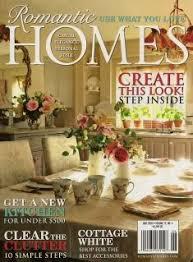 a petite cottage romantic homes magazine june 2009