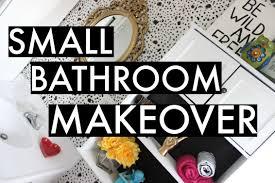 diy small bathroom small budget youtube