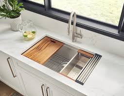 metal kitchen sink cabinet for sale 32 inch workstation ledge undermount 16 stainless