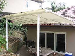 Outrigger Awnings A Reverse Pitch Batten Awning Allows More Light And A View For