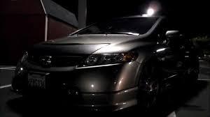 2007 honda civic si coupe kits 2008 honda civic si sedan with oem hfp honda factory performance