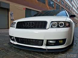 audi a4 headlights 2004 audi a4 spy vs spy eurotuner magazine