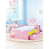Peppa Pig Bed Set by Peppa Pig Bedroom Tesco