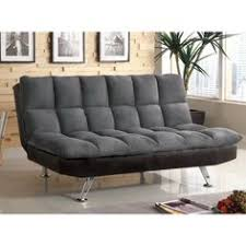 Raymour And Flanigan Chaise Cindy Crawford Bailey Microfiber Chaise Sofa Sofas Raymour And