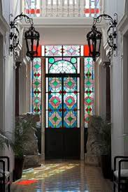 victorian glass door panels late victorian white door with stained glass panels edwardian