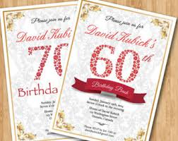 pink gold birthday invitations any age 21st 30th 40th 50th